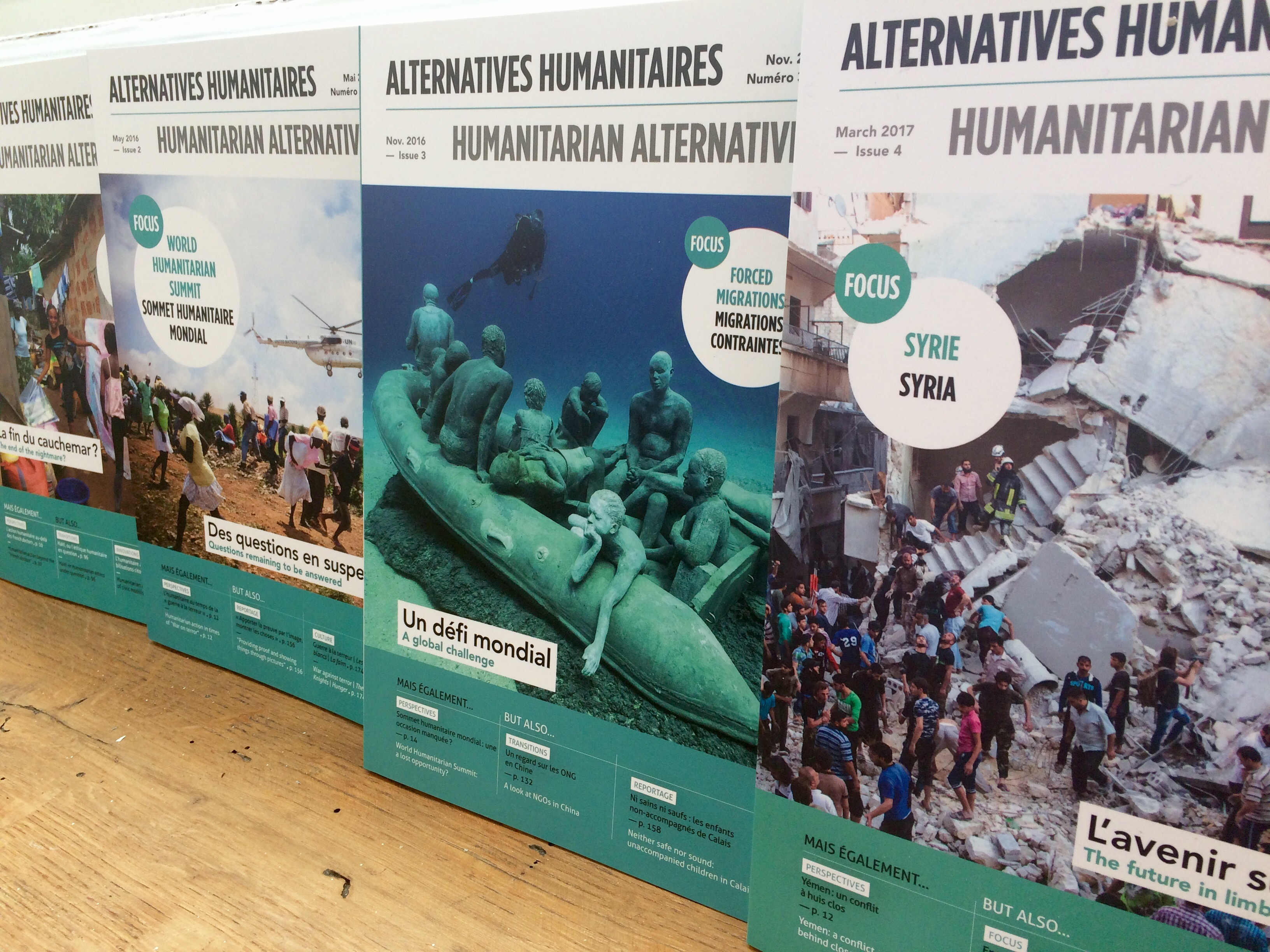 Alternatives Humanitaires